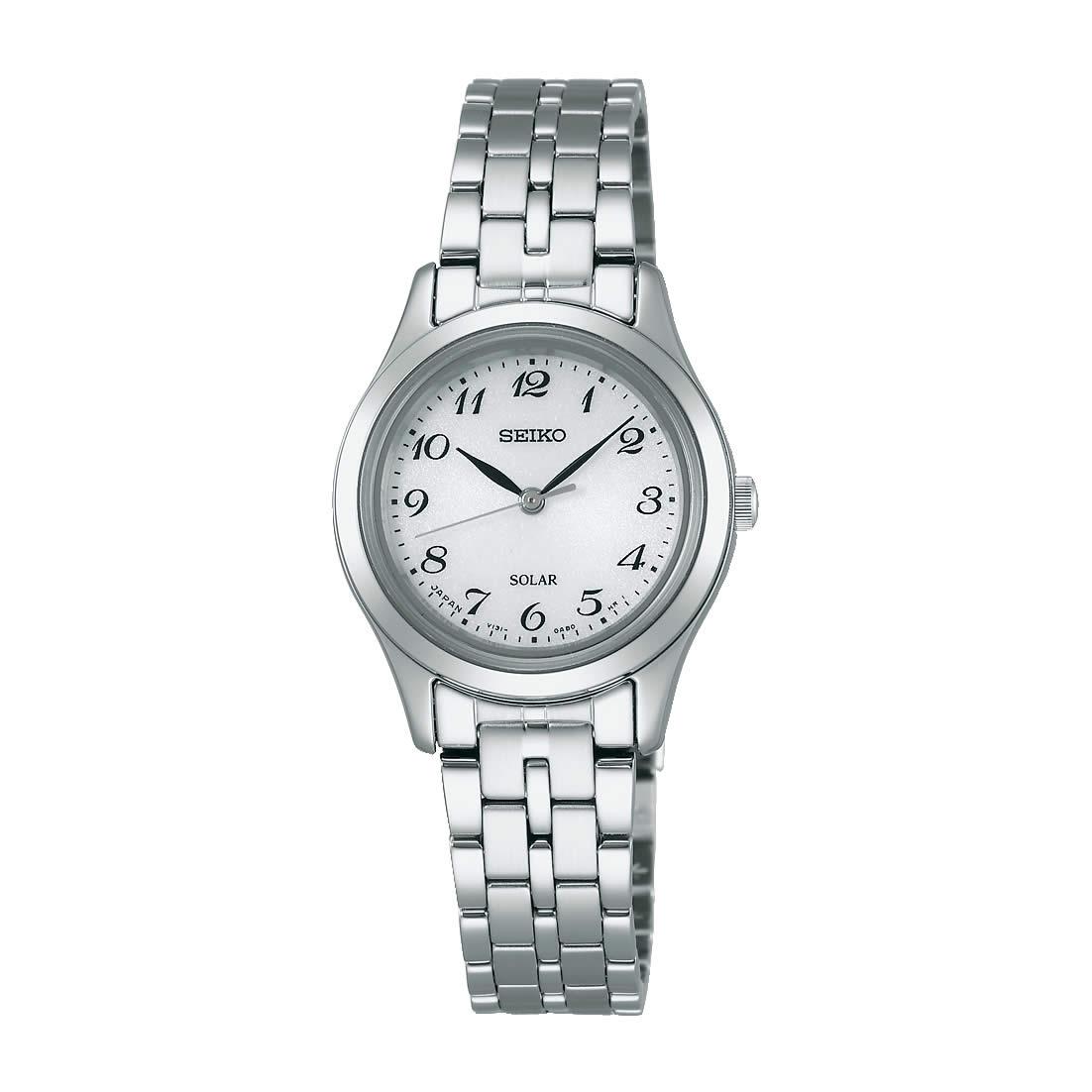 【送料無料】【国内正規品】セイコー スピリット SEIKO SPIRIT 腕時計 ソーラー レディース STPX007 100M 10気圧防水 ビジネス シンプル ソーラー腕時計 きれいめ 人気 うでどけい とけい WATCH 時計【取り寄せ】