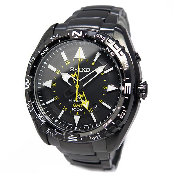 プロスペックス GMT機能 キネティック セイコー メンズ ウォッチ 腕時計 SEIKO SUN047P1 大人 ステータス 人気 プレゼント ギフト ブランド 入学祝い ランキング おすすめ かっこいい ランキング WATCH ウォッチ 社会人 入学祝い 就職祝い