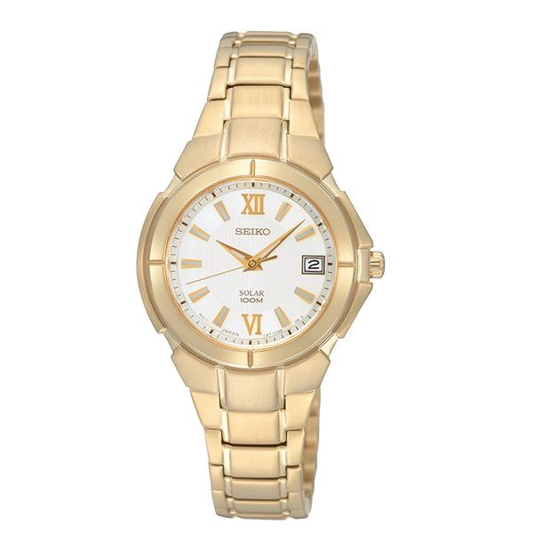 SEIKO セイコー ソーラー レディース 女性 ウォッチ 腕時計 SUT024P1 大人 ステータス 人気 プレゼント ギフト ブランド 入学祝い ランキンググ おすすめ かっこいい ランキング WATCH ウォッチ 社会人 入学祝い 就職祝い