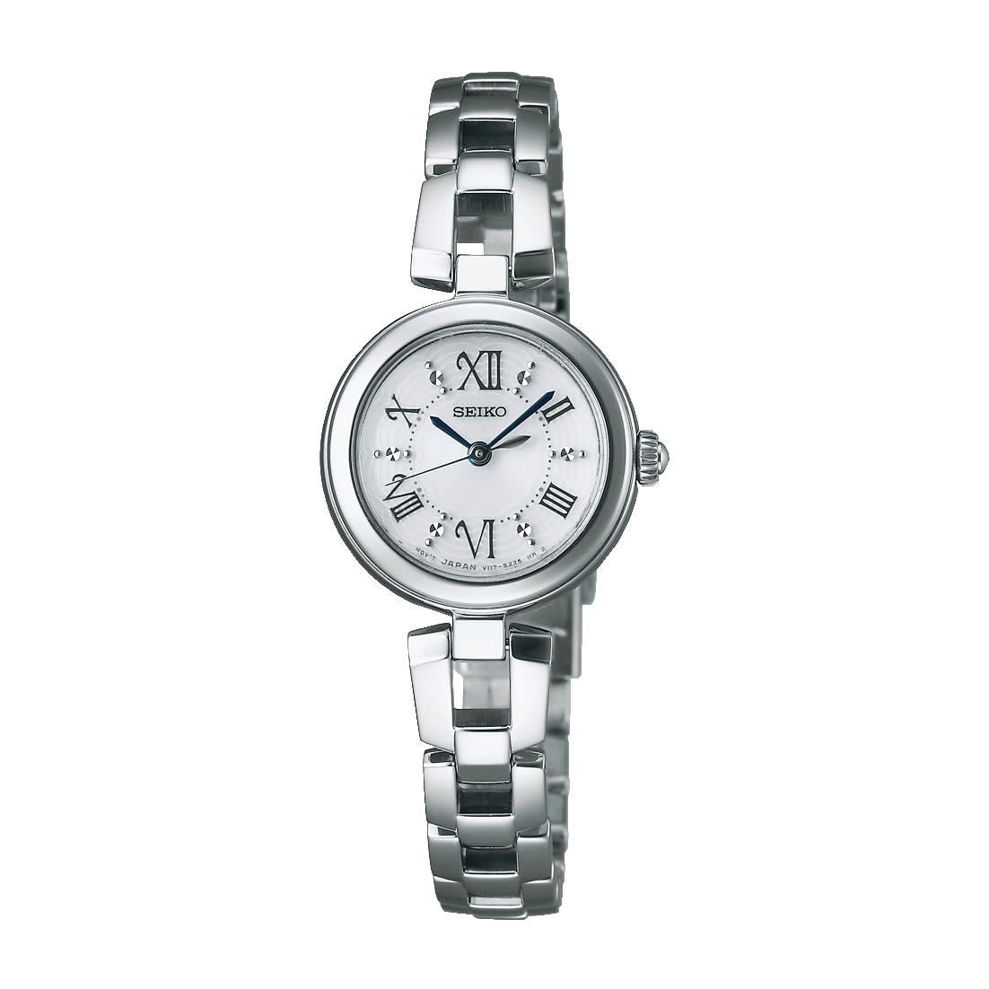 【送料無料】【国内正規品】セイコー ティセ 腕時計 ソーラー レディース SWFA151 SEIKO TISSE ブレス ソーラー腕時計 オフィス 細身 華奢 シンプル 人気 うでどけい とけい WATCH 時計【取り寄せ】
