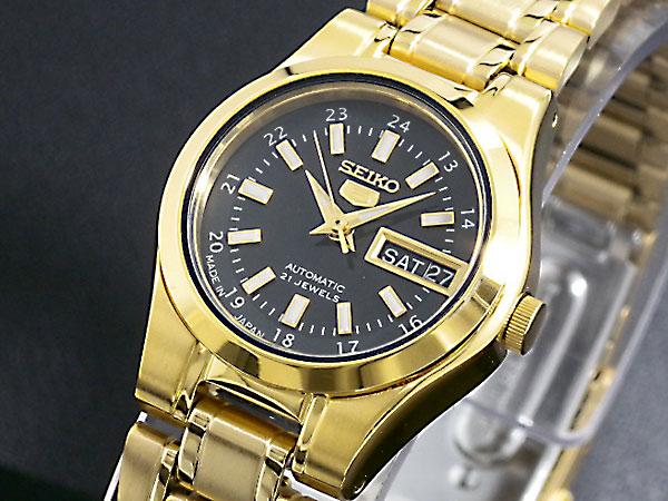 【送料無料】 セイコー SEIKO セイコー5 ファイブ 逆輸入 日本製 自動巻き 腕時計 レディース SYMH32J1 かわいい プレゼント おしゃれ ラッピング無料 ランキング ブランド おしゃれ かっこいい 上品 オフィス 【腕時計】 【セイコー】 【レディース】
