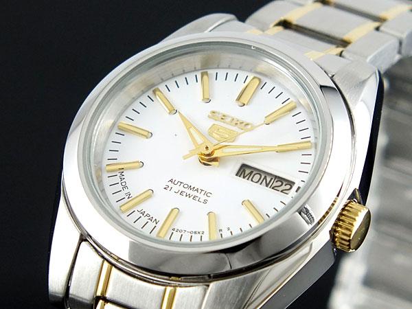 【送料無料】 セイコー SEIKO セイコー5 ファイブ 逆輸入 日本製 自動巻き 腕時計 レディース SYMK19J1 かわいい プレゼント おしゃれ ラッピング無料 ランキング ブランド おしゃれ かっこいい 上品 オフィス 【腕時計】 【セイコー】 【レディース】