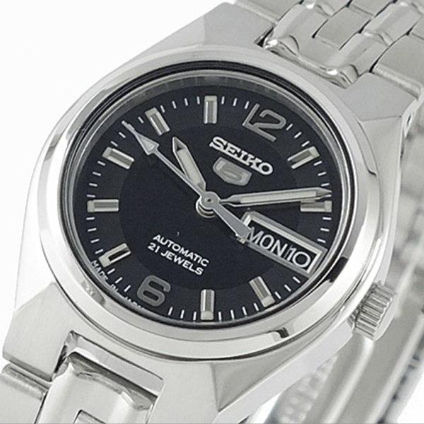 セイコー SEIKO セイコー5 ファイブ 逆輸入 日本製 自動巻き 腕時計 レディース SYMK33J1 ブレスレット プレゼント ラッピング無料 かわいい おしゃれ かっこいい 上品 オフィス 【腕時計】 【セイコー】 【レディース】