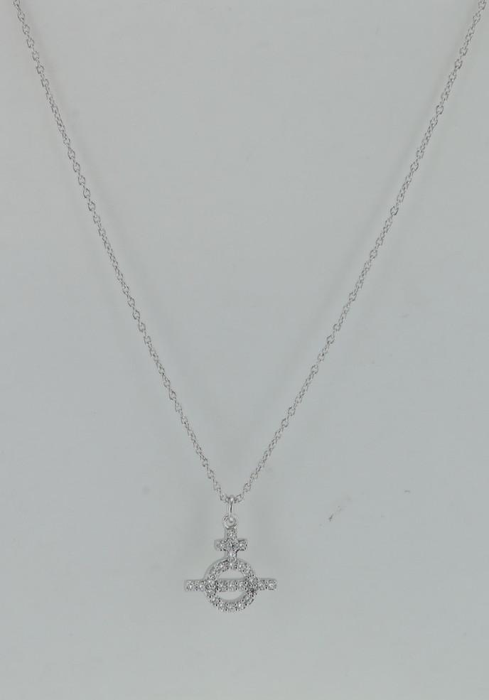 ヴィヴィアンウエストウッド Vivienne Westwood WILBA オーブ ネックレス 63020122W 63020122/W106 アクセサリー ラッピング無料可能 プレゼント ホワイトデー 人気 ランキング かわいい SNS インスタ