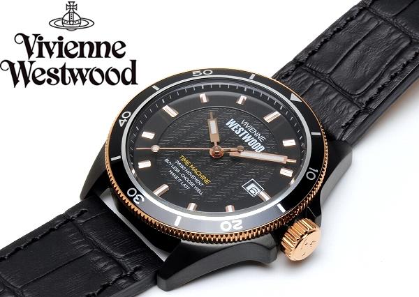 ヴィヴィアンウエストウッド VivienneWestwood 腕時計 ウォッチ メンズ レザー VV181RSBK プレゼント ラッピング無料可能 人気 おすすめ 激安 バレンタイン おしゃれ かっこいい モテ 大人 有名 大人気 ファッション 小物 流行