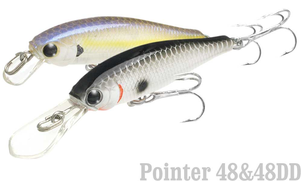 LUCKY CRAFT Pointer 78-077 Original Tennessee Shad