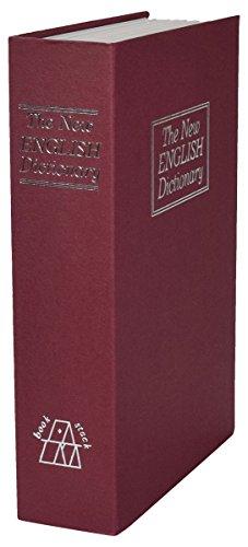ファイン ディスカウント こう見えて金庫な辞書型金庫 Mサイズ 24×15.5×5.5cm FIN-628M 売店