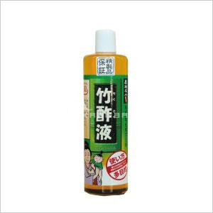 市場 1年以上熟成させた純粋な竹酢液 竹酢液 お風呂用 日本漢方研究所 550mL 期間限定特別価格