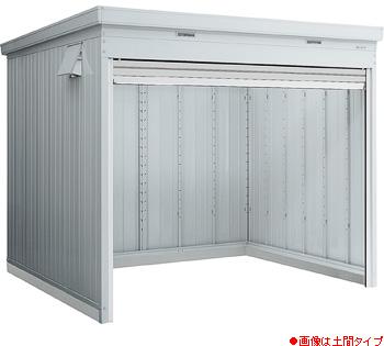 【イナバ物置】ドマールFXN-80HY●床付タイプ■多雪地型