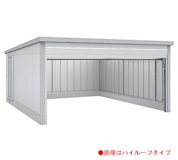 【イナバ高級ガレージ】ブローディアBRN-D576Jオーバースライドタイプ●ジャンボ■一般型