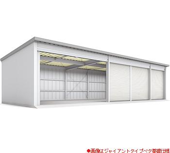 【イナバ】イナバ倉庫SG-358TP-55棟タイプ●トール■一般型