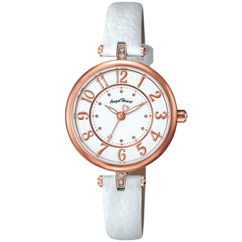 エンジェルハート Angel Heart 腕時計 IT29P-WH イノセントタイム