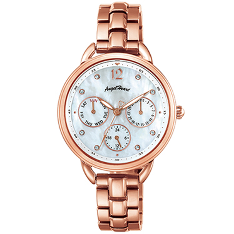 エンジェルハート Angel Heart 腕時計 LH33PG リトルハート