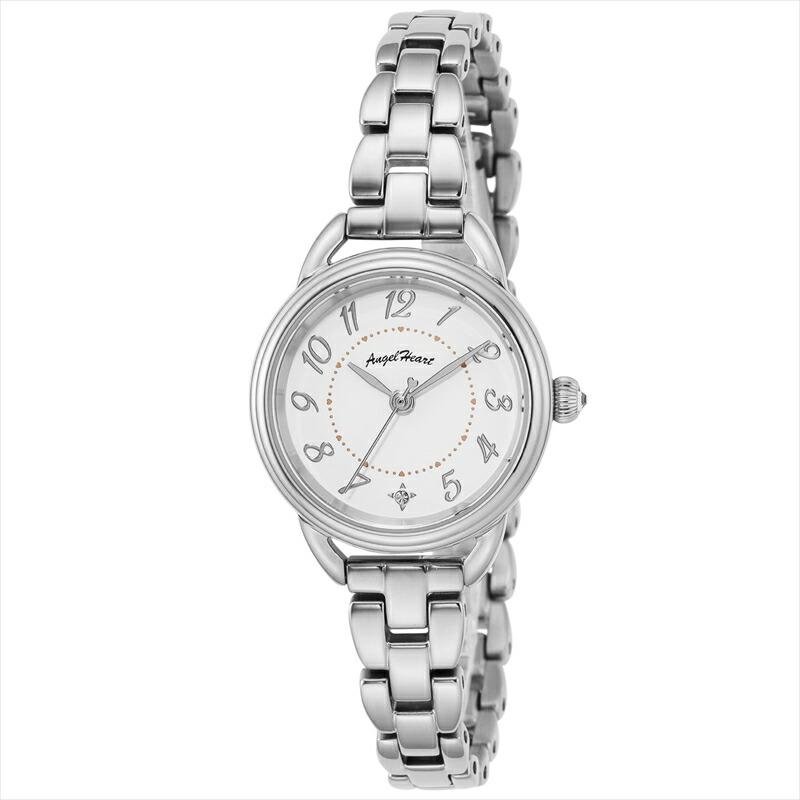 エンジェルハート Angel Heart レディース腕時計 ファーストスター FS25SS ホワイト