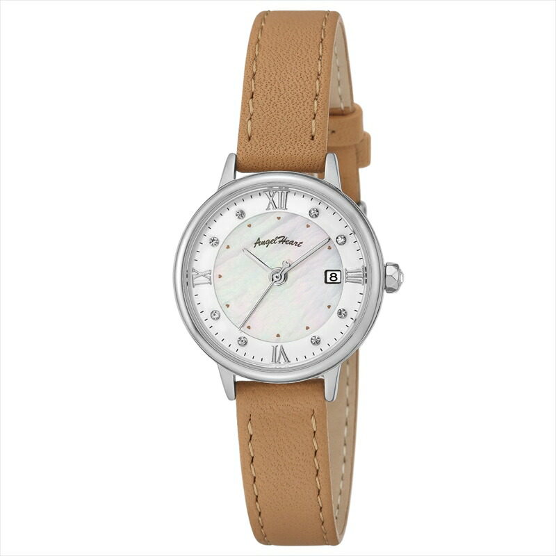 エンジェルハート Angel Heart レディース腕時計 リュクス LU26S-BW ホワイト