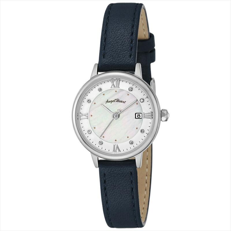 エンジェルハート Angel Heart レディース腕時計 リュクス LU26S-NV ホワイト