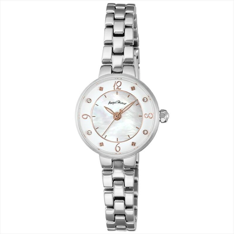 エンジェルハート Angel Heart レディース腕時計 トゥインクルハート TH23SS ホワイト