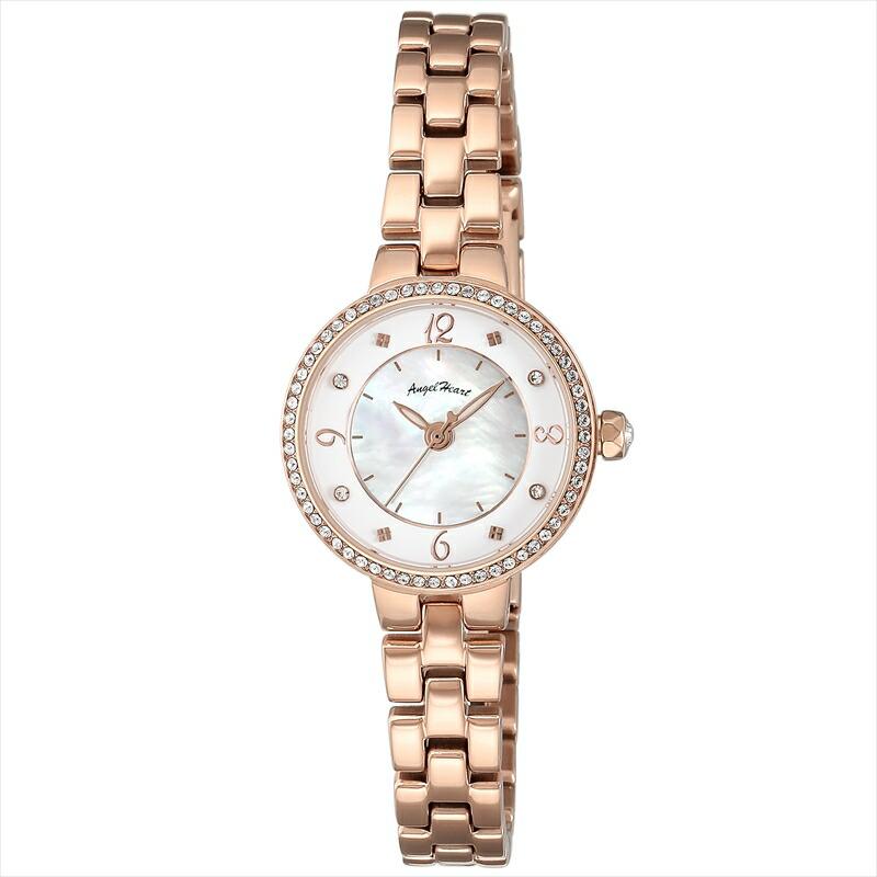 エンジェルハート Angel Heart レディース腕時計 トゥインクルハート TH24PGZ ホワイト