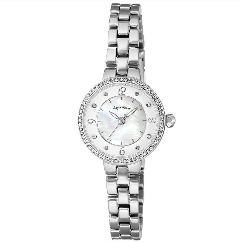 エンジェルハート Angel Heart レディース腕時計 トゥインクルハート TH24SSZ ホワイト