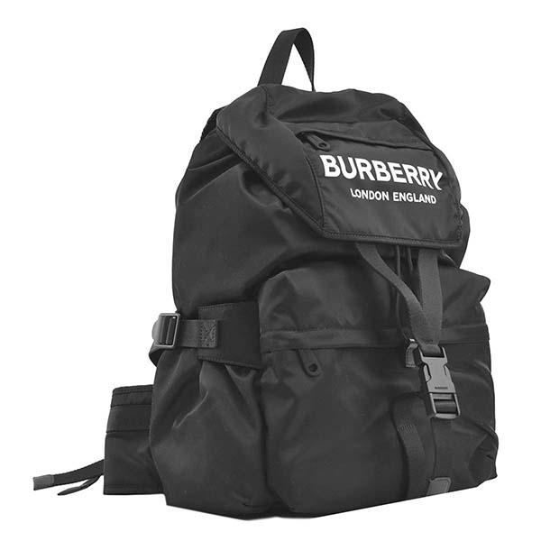バーバリー BURBERRY バックパック LL WILFIN NYN NYLON 8021273 BLACK