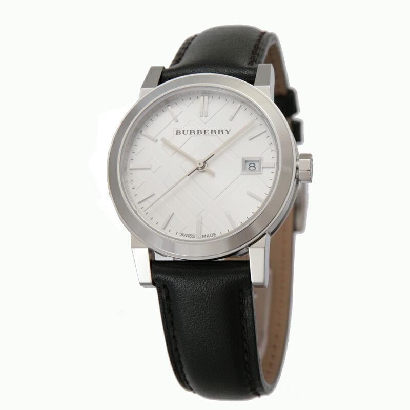 バーバリー Burberry ユニセックス腕時計 BU9106 革