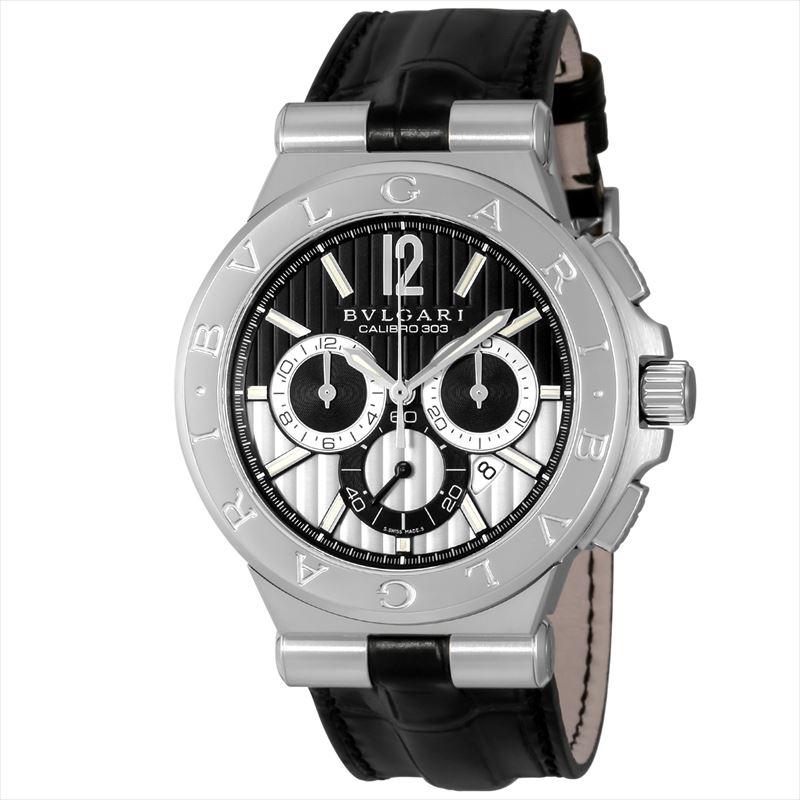 ブルガリ ブルガリ BVLGARI メンズ 腕時計 ディアゴノ カリブロ DG42BSLDCH AGCsep DG42BSLDCH
