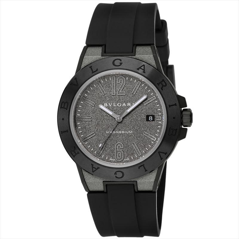 ブルガリ BVLGARI メンズ 腕時計 ディアゴノマグネシウム DG41C14SMCVD