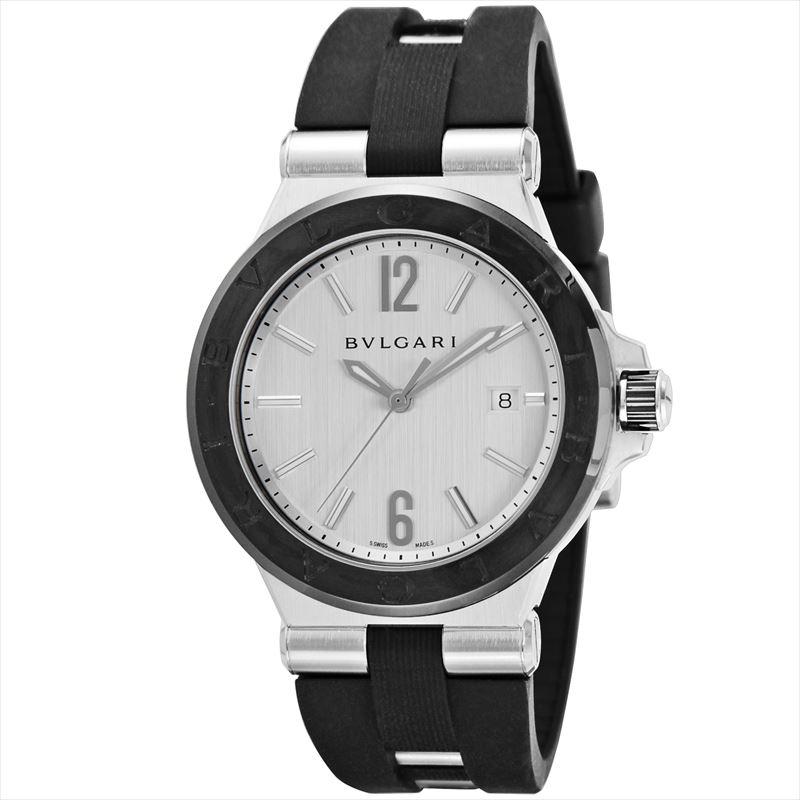 ブルガリ BVLGARI メンズ 腕時計 DG42C6SCVD