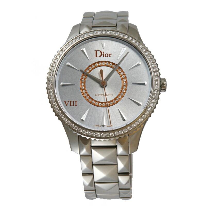 ディオール Dior 腕時計レディース オン・ユィット 153510M001 BL/ダイヤ