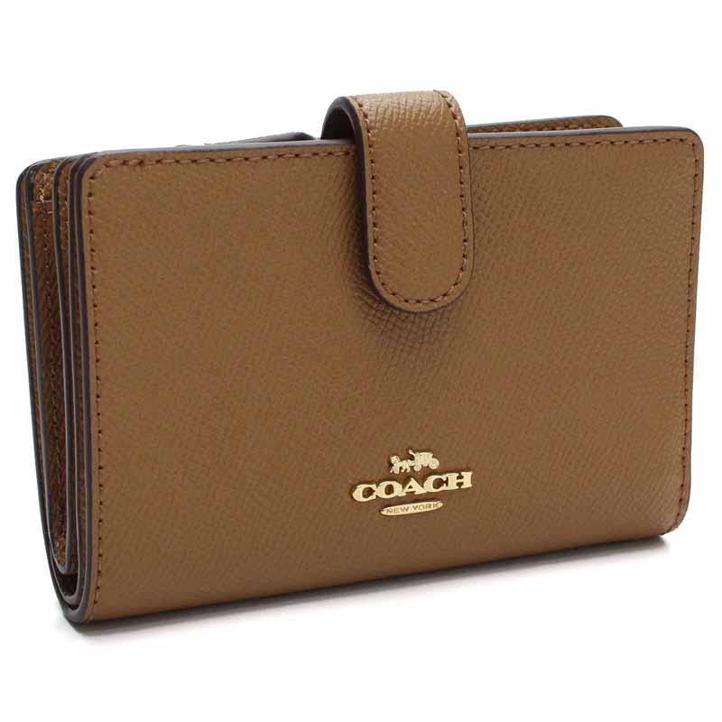 コーチ COACH 二つ折財布 F11484 IMLQD