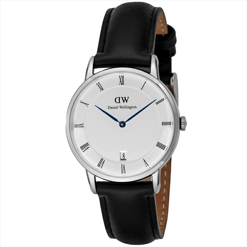 ダニエルウェリントン Daniel Wellington ユニセックス腕時計 Dappersheffield DW00100096 ホワイト