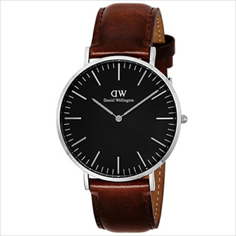 ダニエルウェリントン DanielWellington メンズ腕時計 ClassicBlackSt.Mawes DW00100130 ブラック