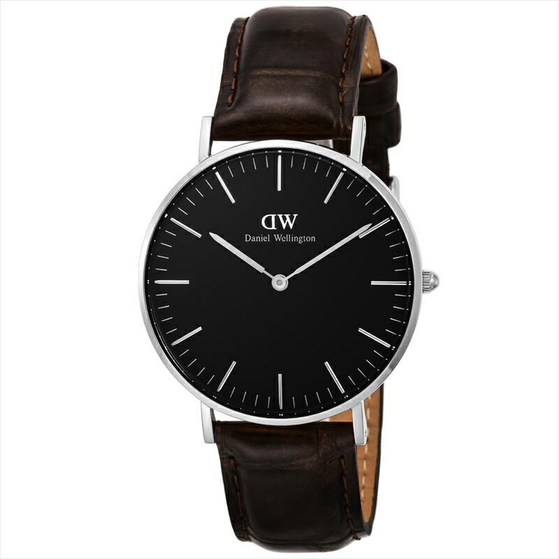 ダニエルウェリントン DanielWellington ユニセックス腕時計 ClassicBlackYork DW00100146 ブラック