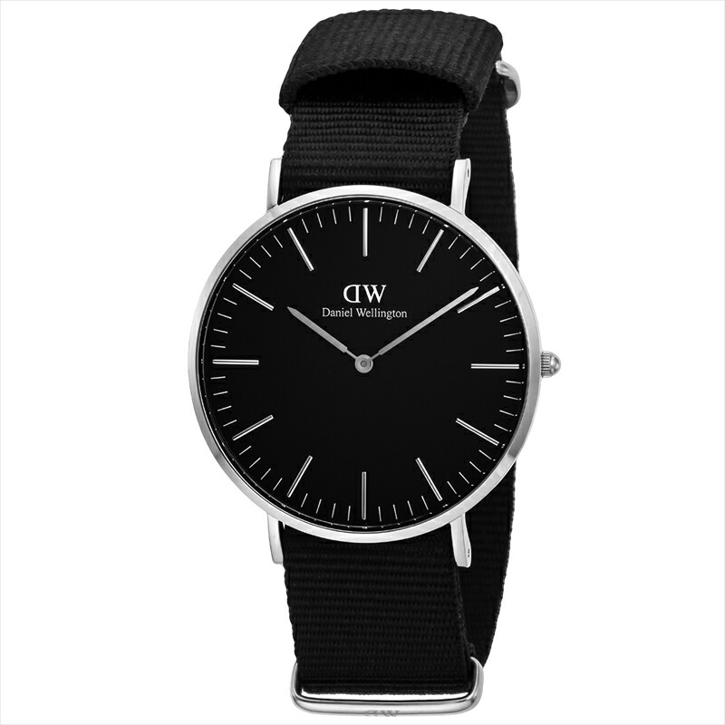 ダニエルウェリントン DanielWellington メンズ腕時計 ClassicBlackCornwall DW00100149 ブラック