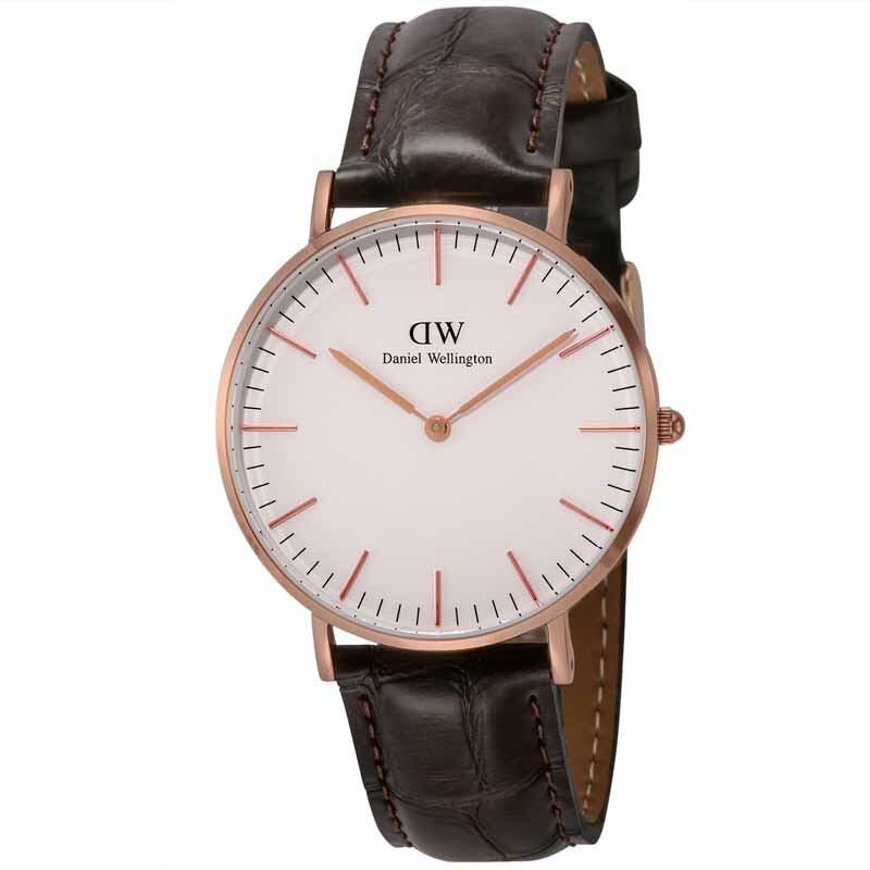 ダニエルウェリントン Daniel Wellington ユニセックス 腕時計 ClassicYork DW00100038