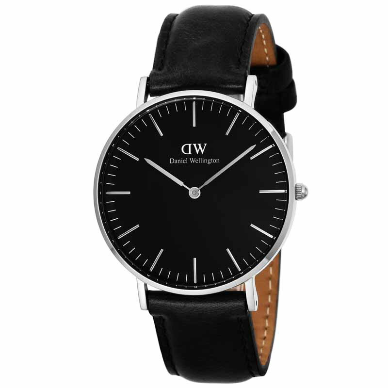 ダニエルウェリントン Daniel Wellington ユニセックス 腕時計 ClassicBlackSheffield DW00100145