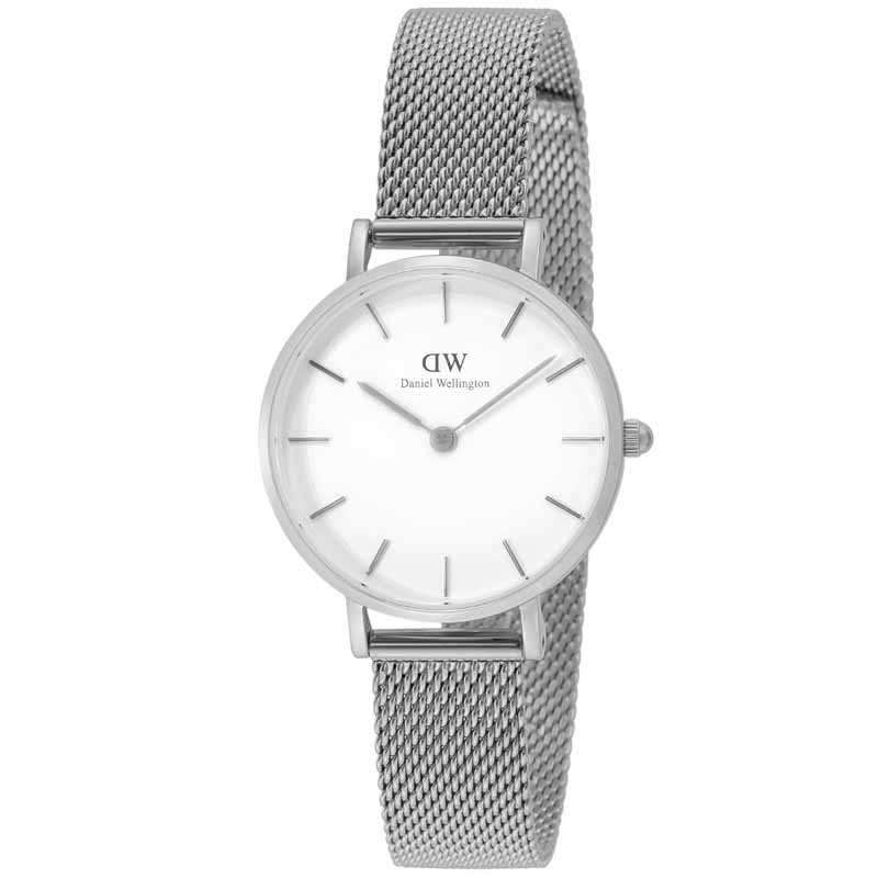 ダニエルウェリントン Daniel Wellington ユニセックス 腕時計 ClassicPetiteWhiteSterling DW00100220