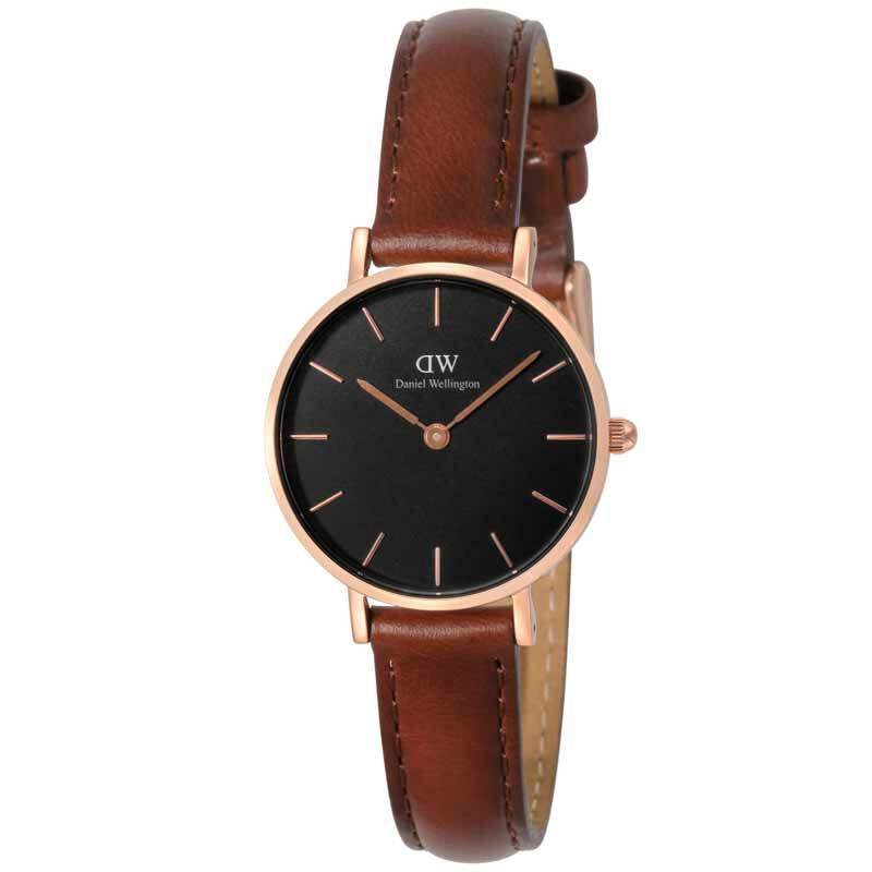 ダニエルウェリントン Daniel Wellington ユニセックス 腕時計 ClassicPetiteBlackStMawes DW00100225
