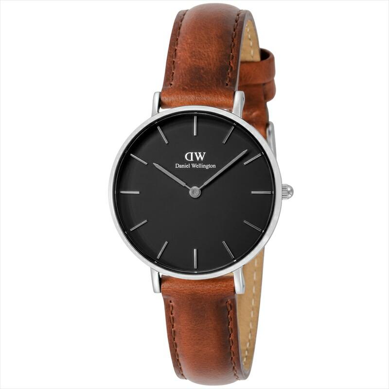 ダニエルウェリントン Daniel Wellington ユニセックス腕時計 DW00100181 ClassicPetiteBlackStMawes ブラック