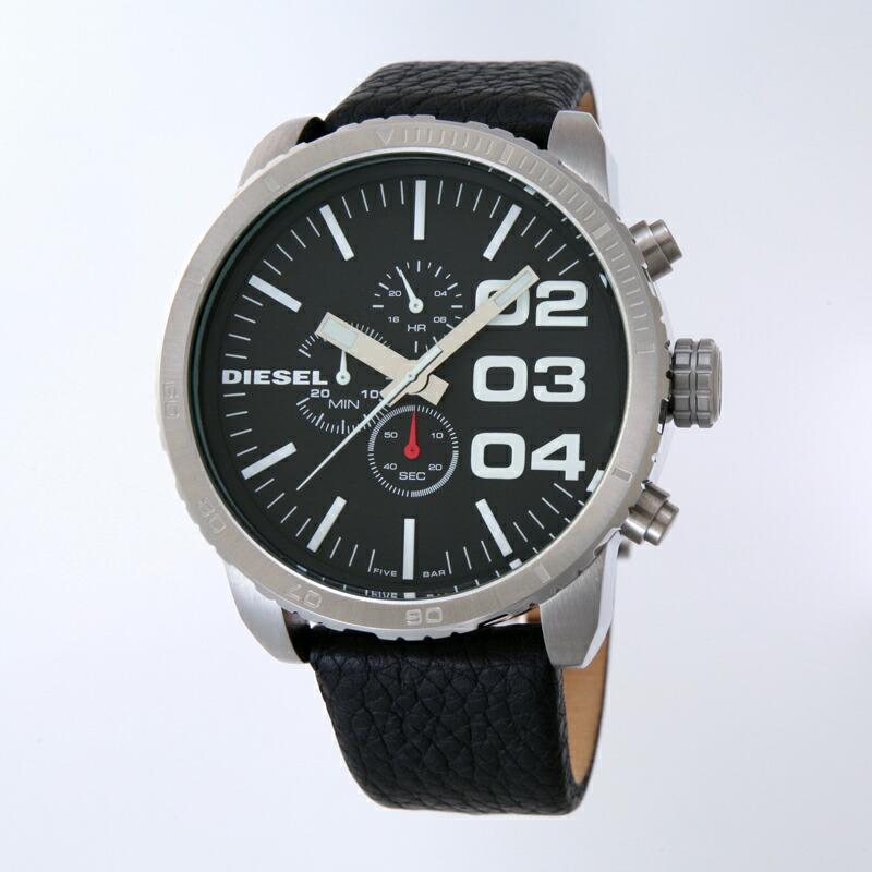ディーゼル DIESEL メンズ腕時計 DZ4208 革