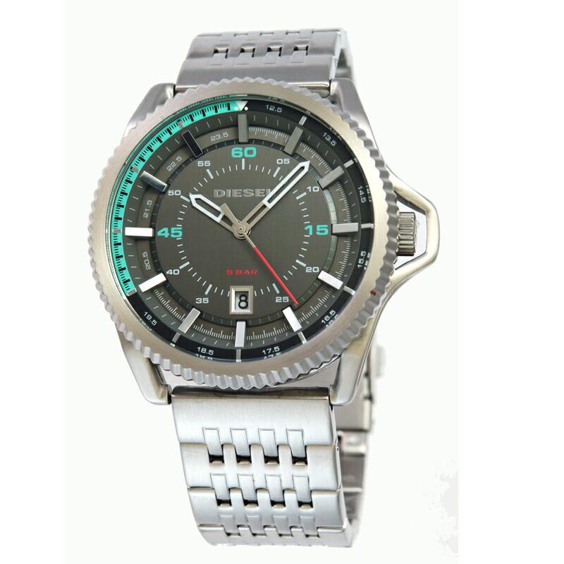 【アウトレット】 ディーゼル DIESEL メンズ腕時計 DZ1729 ステンレス