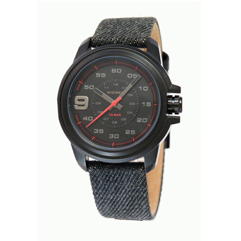 ディーゼル DIESEL メンズ腕時計 DZ1742 デニム革