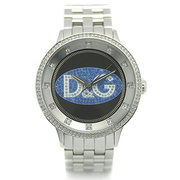 ドルチェ&ガッバーナ D&G 腕時計 プライムタイム ブラック DW0849