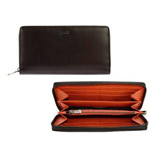 日本未発売モデル ドルチェ&ガッバーナ DOLCE&GABBANA ラウンド長財布 MORO/ORAGE 8B308 BP1672-A6839
