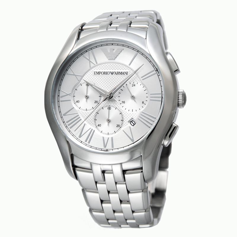 エンポリオアルマーニ EMPORIO ARMANI メンズ腕時計 AR1702 ステンレス