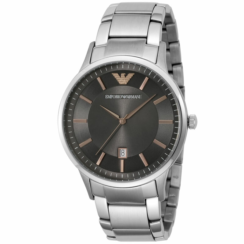 エンポリオアルマーニ EMPORIO ARMANI 腕時計 メンズ AR2514 レナート クオーツ