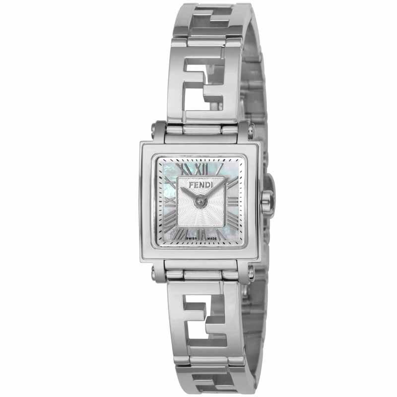 フェンディ FENDI レディース 腕時計 QUADOROMINI F605024500