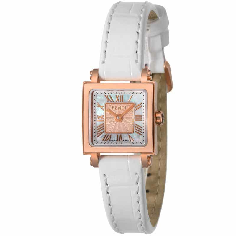 フェンディ FENDI レディース 腕時計 QUADOROMINI F604524541
