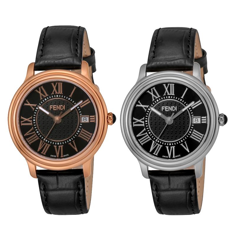 フェンディ FENDI 腕時計 CLASSICOROUNDMEN F256011011/F256511011