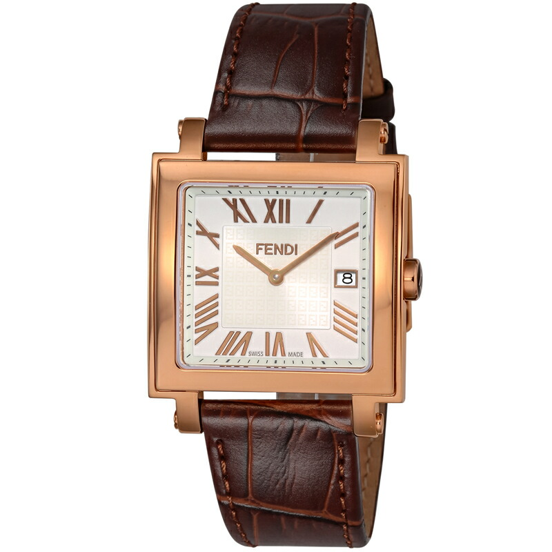 フェンディ FENDI メンズ レディース 腕時計 QUADORO F604013031